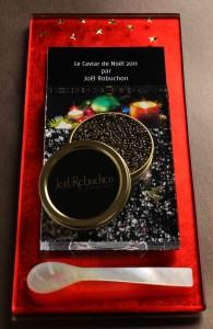 ~ジョエル・ロブション氏が贈る、2011年のラグジュアリーなクリスマス~ジョエル・ロブション各店にて ...