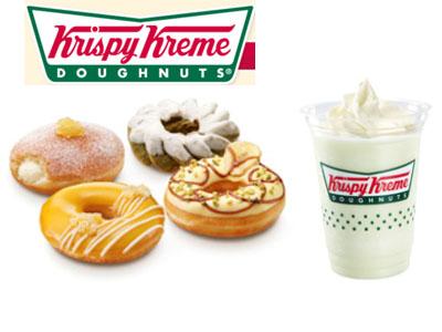クリスピー・クリーム・ドーナツは夏にぴったりのドーナツやドリンクを発売
