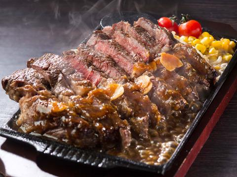 9月29日(木)は「ポンドビフテキ⇒¥999」をはじめとして自慢のお肉料理を<全品半額>