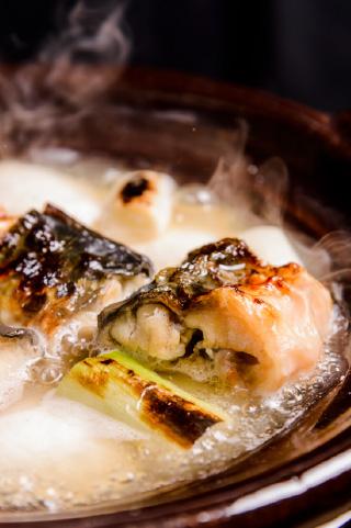 肉汁溢れる「焼きふぐ」・滋味溢れる「う鍋」を提案