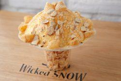 韓国発かき氷カフェ「WickedSnow」がテイクアウト可能に!  8月1日に人気かき氷とカフェメニューを販 ...