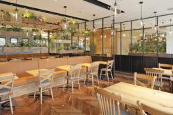 「ロカボ」や「グルテンフリー」メニューでギルトフリーなカフェ! 渋谷区神南の「JINNAN CAFE」がブラ ...
