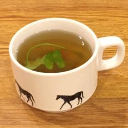 サクラホテル併設・サクラカフェの低価格の朝食ビュッフェに 無農薬野菜と野草を使ったスープが新登場!