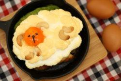 新鮮たまごで作るインスタジェニックな かわいい羊のエッグインクラウドを 「たまごの樹 追分店」(秋 ...