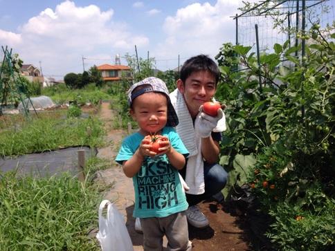 FujisawaSST北側実証フィールドにて 市民農園「シェア畑 FujisawaSST」を開設 ~「まち親プロジェクト ...
