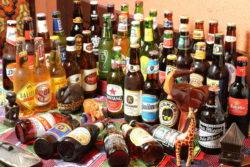 """厳選40種類の海外ビールが飲み放題!世界のビール×旅料理  """"旅""""がテーマのダイニングで「旅ノリフェス ..."""