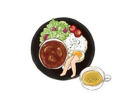 ついにキタ!「ふとももカフェ」10/6~12/6期間限定OPEN  最新作から過去のふとももまで!限定メニュ ...