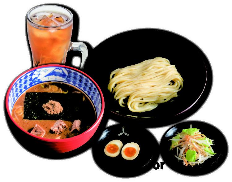 三田製麺所初!レディースセット新発売